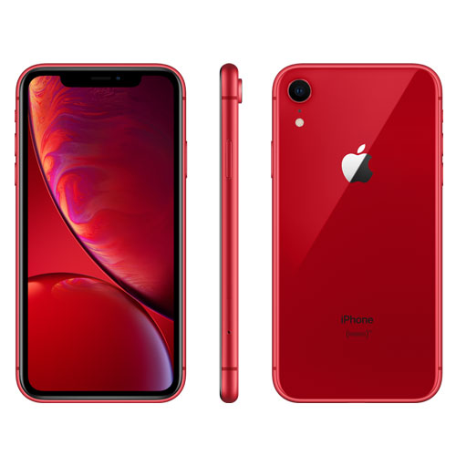 Apple iPhone XR 128GB (PRODUCT)RED™ MRYE2MY/A