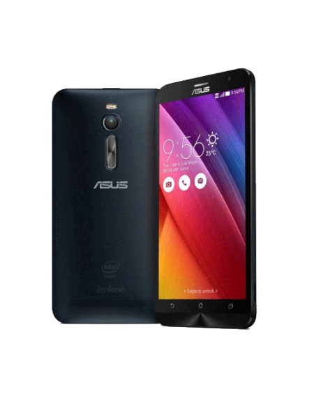 Asus Zenfone 2 ZE551ML 6A290WW 5.5 Smartphone (4GB, 64GB) - Black
