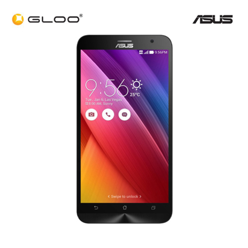 Asus Zenfone 2 FHD Plus Black (2.3GHz)/4GB/64GB ZE551ML-6A302WW