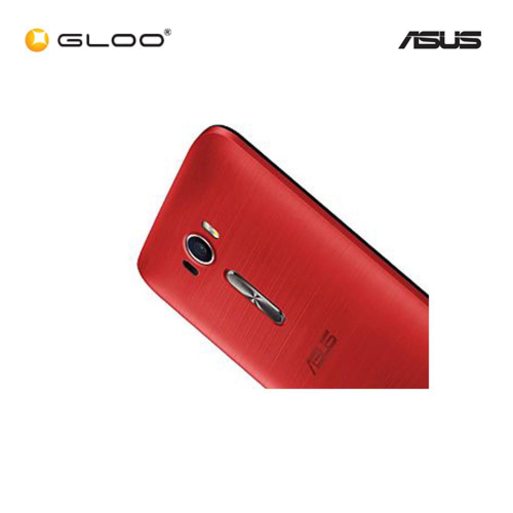 Asus Zenfone 2 Laser Ze601kl 6c063ww Red Smartphone 3 32gb Free Zen Flash