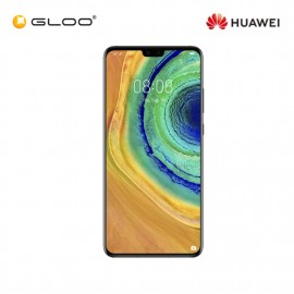 Huawei Mate 30 8GB+128GB Black (FREE Huawei Super Charge Wireless Car Charger + Huawei Mini Speaker CM510)