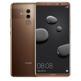 "Huawei Mate 10 Pro 6.0"" Smartphone (6GB, 128GB) - Mocha Brown Free 1 year extended warranty + Huawei Selfie Stick Gift Box"