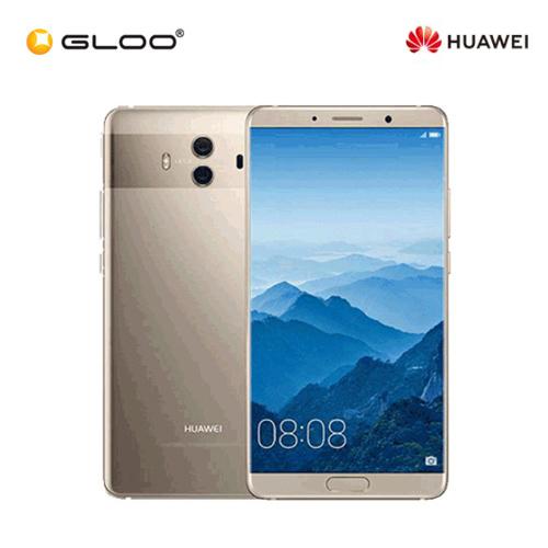 "Huawei Mate 10 6.0"" Smartphone (4GB, 64GB) - Champaigne Gold"