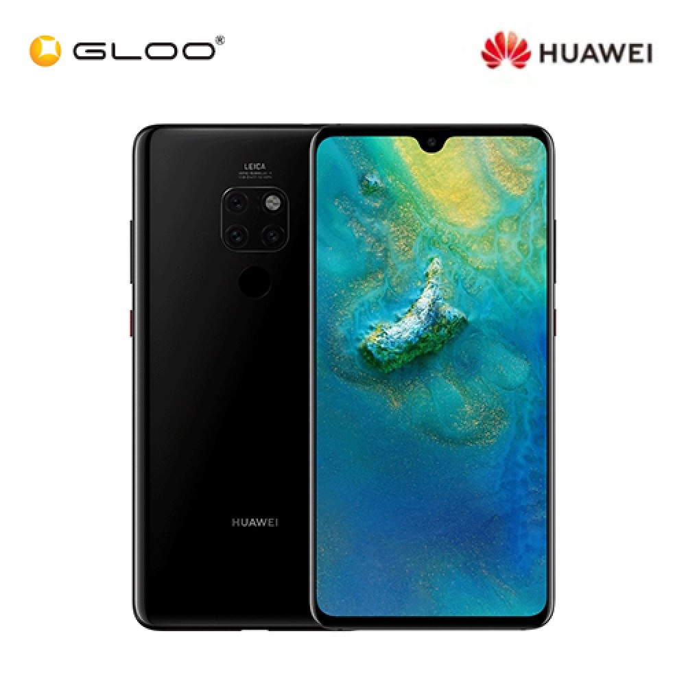 [Ready Stock] Huawei Mate 20 6GB+128GB Black