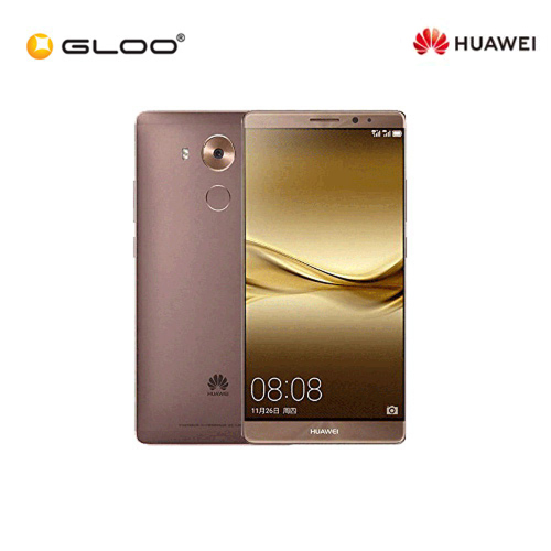 "Huawei Mate 8 HUA-6901443106943 6.0"" Smartphone (4GB, 64GB) - Mocha Brown"