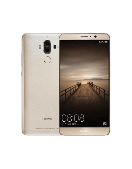 "Huawei Mate 9 51090YMQ 5.9"" Smartphone (4GB, 64GB) - Champagne Gold"