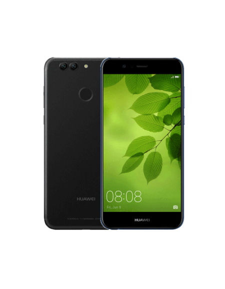 "Huawei Nova 2 Plus 5.5"" Smartphone (4GB, 128GB) - Graphite Black"