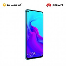 Huawei Nova 4 8GB+128GB Crush Blue [FREE Huawei Band 3 Pearl Black and Premium Gift Box (Headset/Selfie Stick/iRing)]