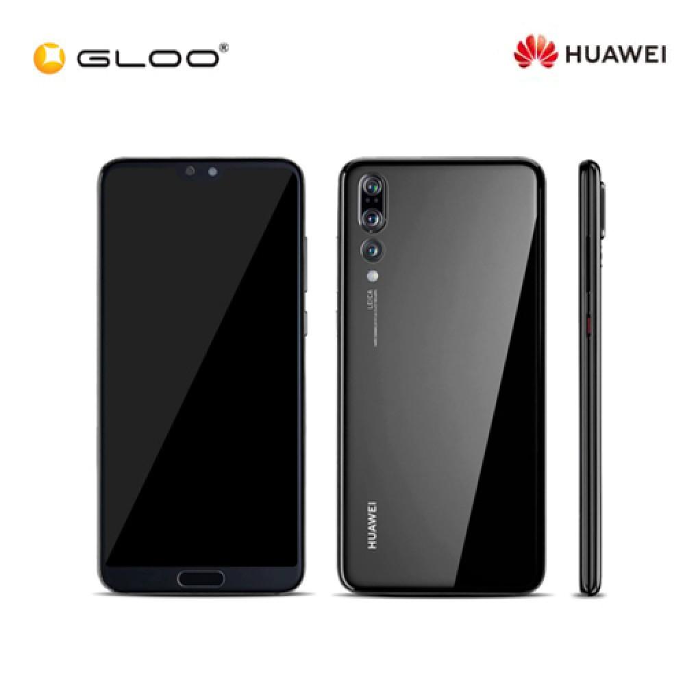 HUAWEI P20 Pro [6GB RAM+128GB ROM] - Original Malaysia Set - Black