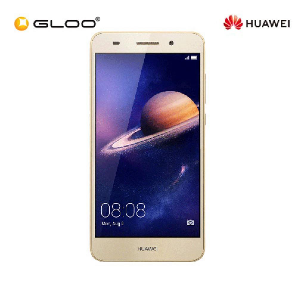 "Huawei Y6II Compat CAM-L21 5.5"" Smartphone (2GB, 16 GB) - Gold"