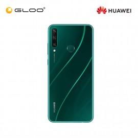 Huawei Y6P 4GB+64GB Emerald Green [FREE Premium Gift Box (Headset/Selfie Stick/iRing)]