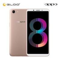 "OPPO A83  5.7"" Smartphone (Octa-core, 3GB, 32GB, 13MP, Android 7.1, Dual SIM) - Gold"