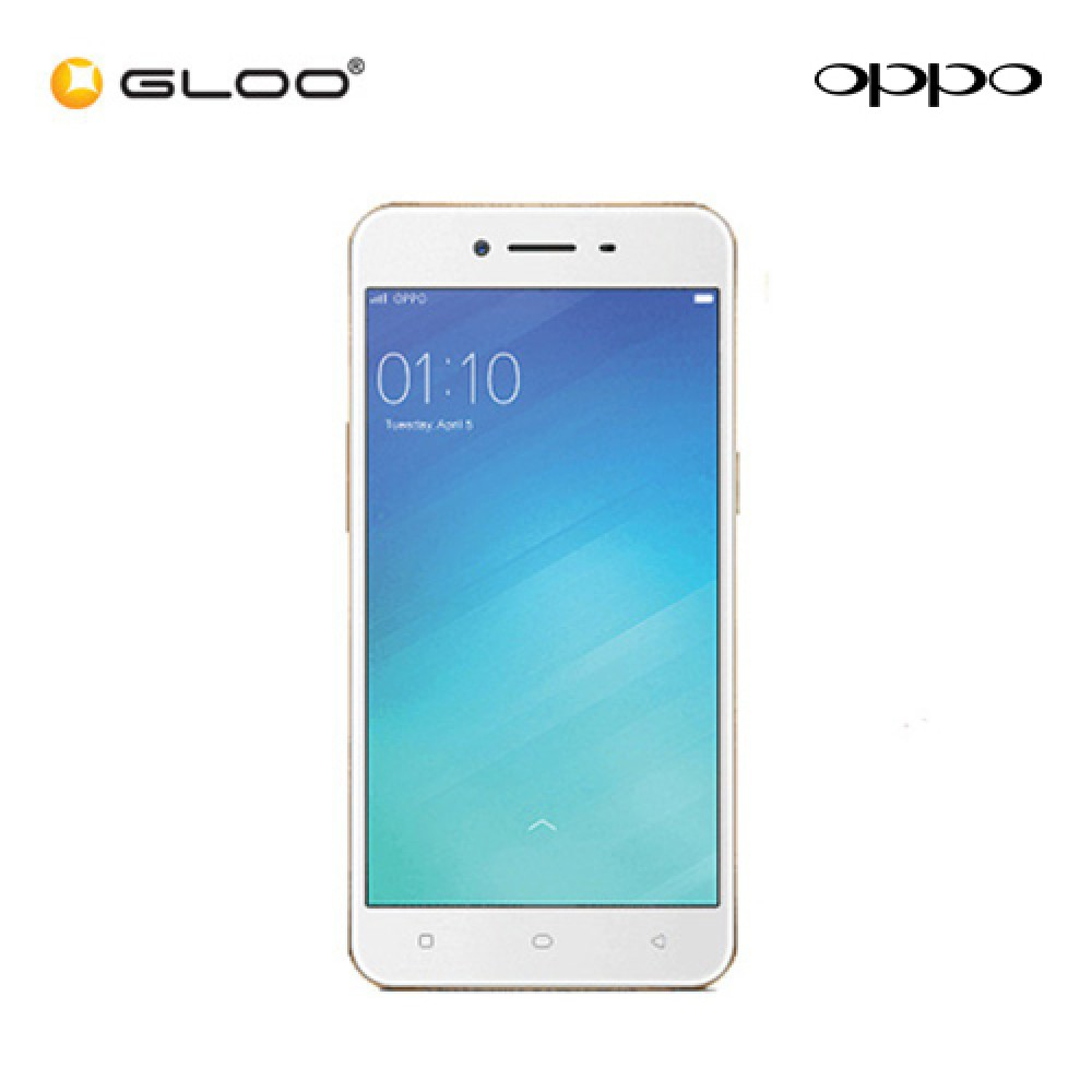 Oppo A37 50 Smartphone 2gb 16gb Gold New 4g 5 Inch Ram Rom