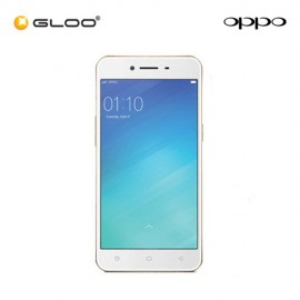 "Oppo A37 5.0"" Smartphone (2GB, 16GB) - Gold"