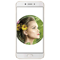 OPPO A77 (Gold) FREE 1 Year ShieldCare Extended