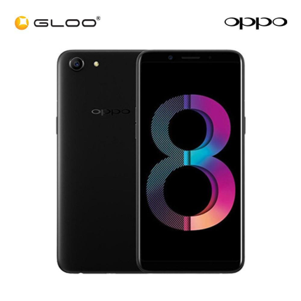 """OPPO A83 5.7"""" Smartphone (Octa-core, 3GB, 32GB, 13MP, Android 7.1, Dual SIM) - Black"""