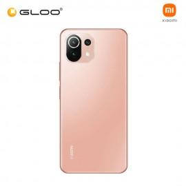 Xiaomi Mi 11 Lite 8+128GB Smartphone - Peach Pink