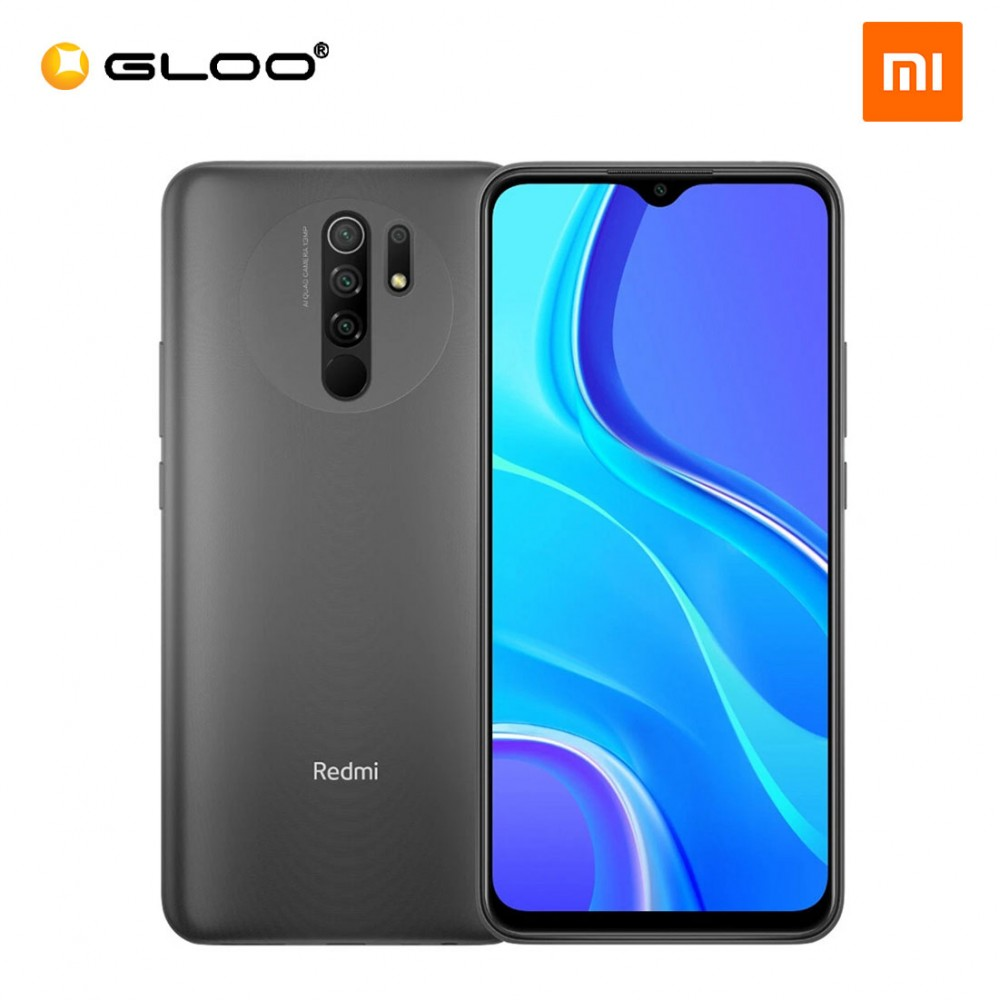 Mi Redmi 9 Smartphone [6.53"