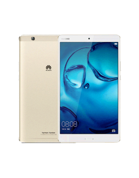 "Huawei MediaPad M3 BTV-DL09 8.4"" Tablet (4 GB, 64GB) - Gold"