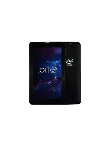 JOI 7 Lite 3G AK-M728 7.0'' Tablet (1GB, 8GB) - Charcoal Black Free Screen Protector + Miracase Booklet Casing