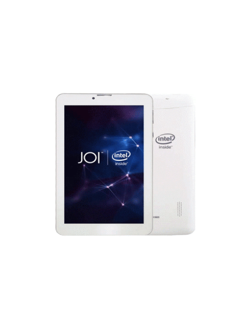 JOI 7 Lite 3G AK-M728 7.0'' Tablet (1GB, 8GB) - Pearl Gold Free Screen Protector + Miracase Booklet Casing