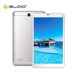 (REFURBISHED) Joi 8 Lite AK-M845 8.0'' Tablet (2GB, 16GB) - Silver White