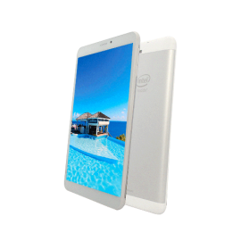 (REFURBISHED) Joi 8 Lite AK-M845 8.0'' Tablet (2GB, 16GB) - Silver White