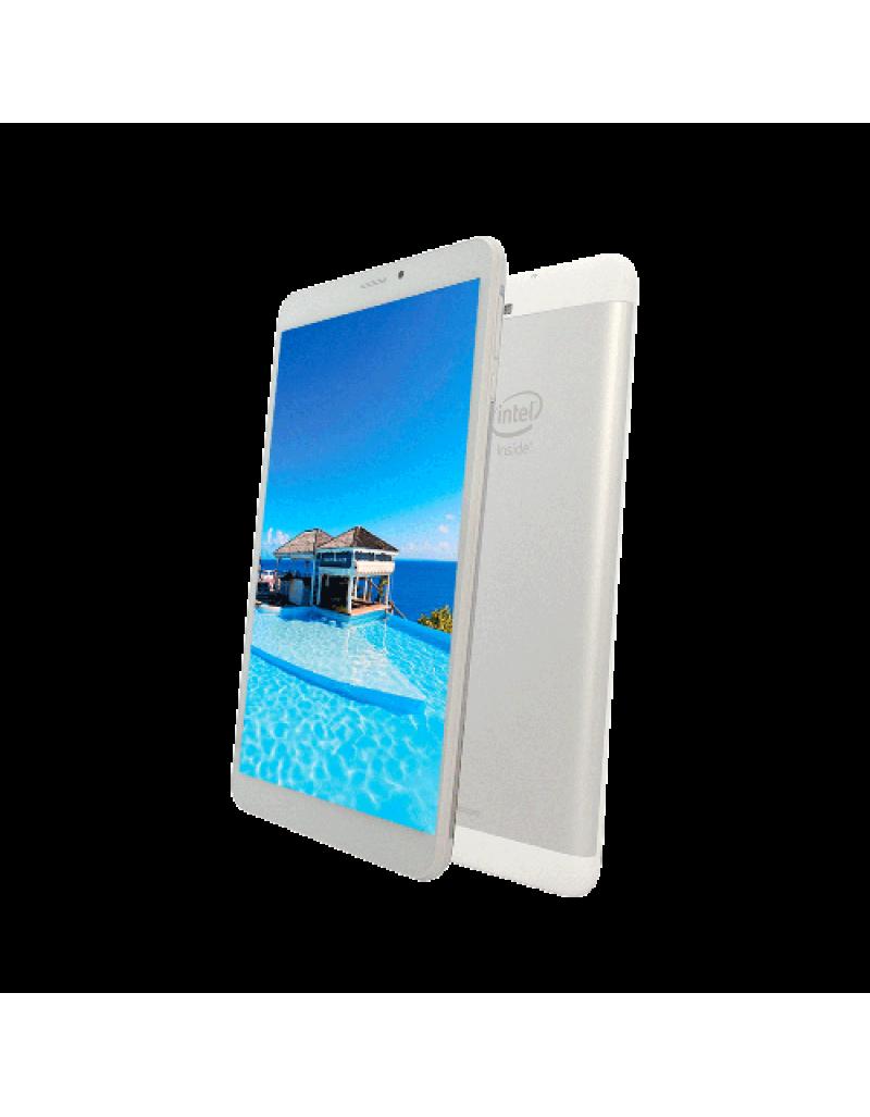 Joi 8 Lite AK-M845 8.0'' Tablet (2GB, 16GB) - Silver White FREE Screen Protector + Casing