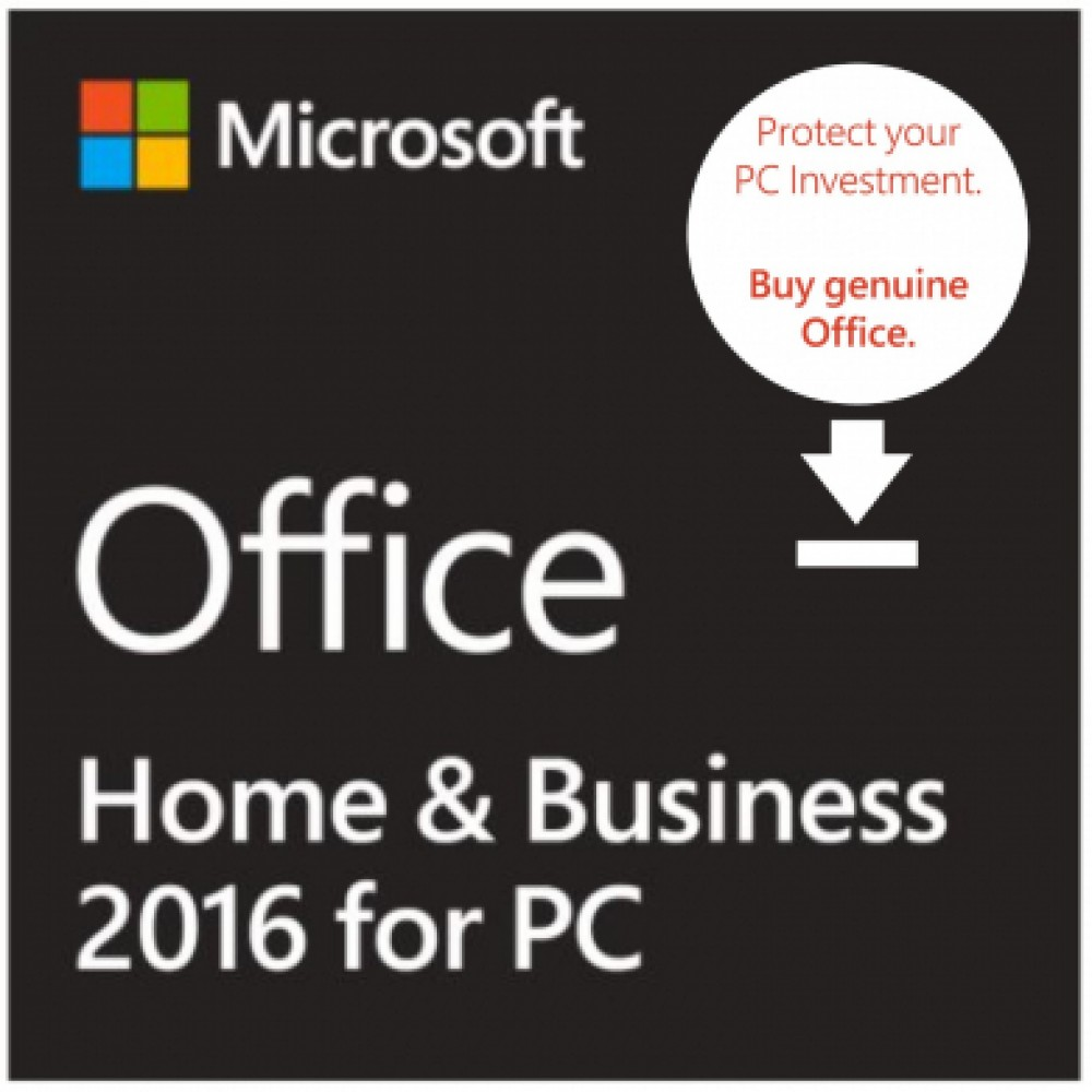 Office Home & Business 2016 (ESD)