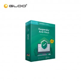 Kaspersky Anti Virus 2019 - 1 device 1 year (KL11714UAFS)