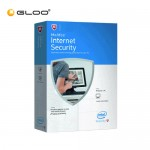 McAfee Internet Security 2016 1 User 3 Years Retail Box Pack
