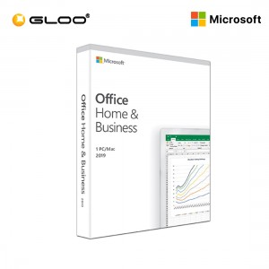 Microsoft Office Home and Business 2019 - T5D-03249