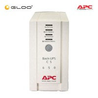 [Pre-Order; 6-8 weeks] APC BACK-UPS CS 650VA 230V ASEAN BK650-AS - Beige
