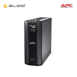 APC Power-Saving Back-UPS Pro 1200, 230V BR1200GI - Black