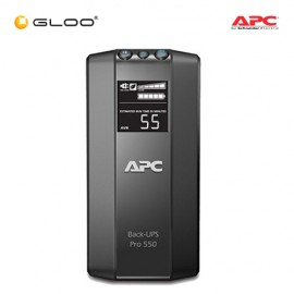 APC Power-Saving Back-UPS Pro 550 BR550GI - Black