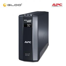 APC Power Saving Back-UPS Pro 900, 230V BR900GI - Black