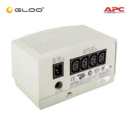 APC Line-R 1200VA Automatic Voltage Regulator LE1200I - Beige