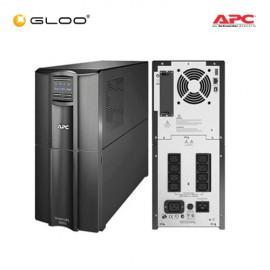 APC Smart-UPS 3000VA LCD 230V SMT3000I - Black
