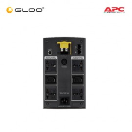 APC Back-UPS 950VA, 230V, AVR, Universal and IEC Sockets BX950U-MS - Black