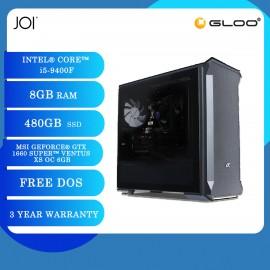 JOI PC 5090 (i5-9400F/8G/480GB SSD/GTX 1660S/DOS)