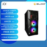 JOI PC 9100 (i9-10850K/16GB/480GB/RTX 2060S 8GB/DOS) Free Vinnfier Flipgear NEO FRESH 3 Multi-function Mini Sterilizer with Wireless Charging (Promotion from 1st Dec until 31st Dec)