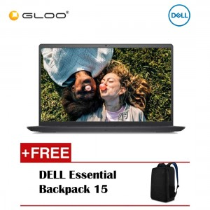 "Dell Insp 3511-3585SG Laptop (i5-1135G7,8GB,512GB SSD,Intel Iris Xe,H&S,W10H,15.6""FHD,Black,1Yr)"
