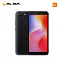Redmi 6 3GB+32GB Black [ORIGINAL XIAOMI MALAYSIA]