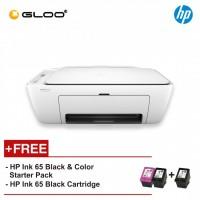 *[FREE HP 65 Black Cartridge] HP 2622 Deskjet AIO Printer (Y5H67A)