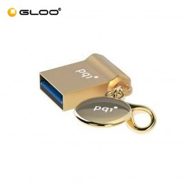 PQI i-mini II U838V (64GB) Gold Flashdrive 4712876270505