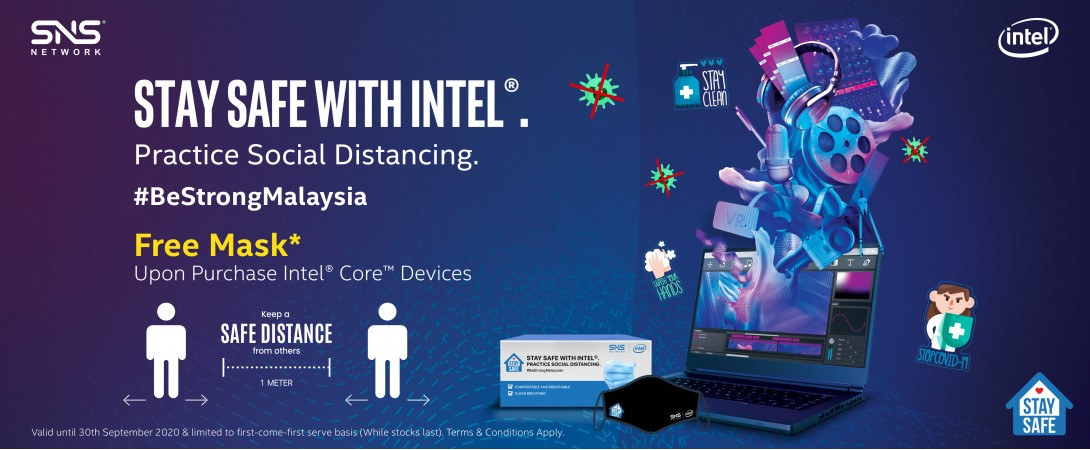 Intel Stay Safe Campaign