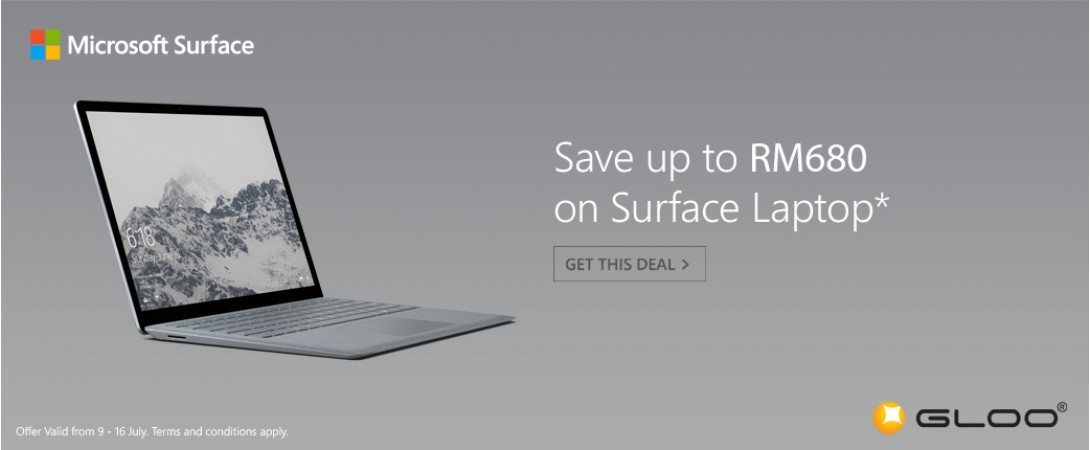 surface promo deal