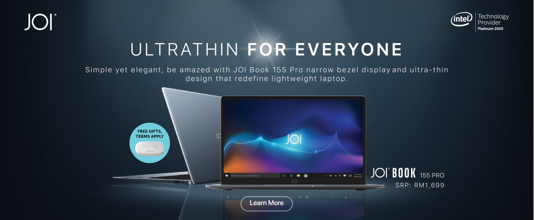 JOI Book 155 Pro