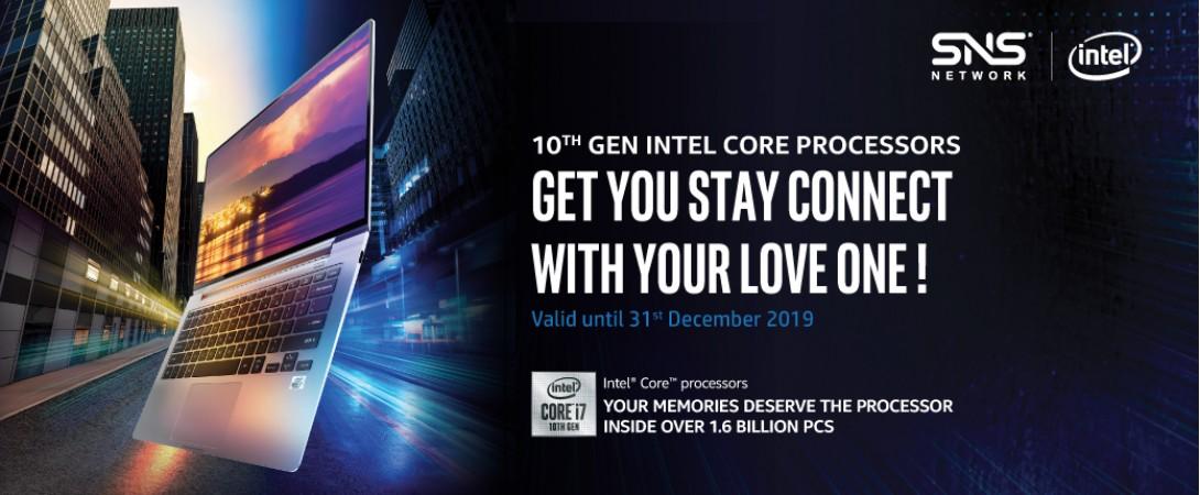 10th Gen Intel Core Processor