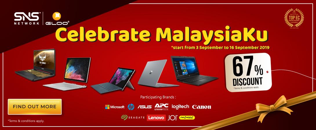 Celebrate Malaysiaku Promo